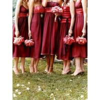 China A-Line Bridesmaid Gowns wholesale