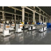 Buy cheap PVC , TPU , EVA Medical Plastic Pipe Extrusion Machine , Tube Extrusion Machine from wholesalers