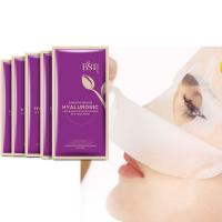 China High quality hyaluronic acid beauty hydrating facial mask wholesale