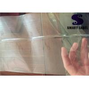 China PVC Transparent Shrink Wrap Bottle Labels Sleeve Film Plastic Ice Tea Packaging wholesale