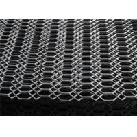 China 3.0MM Thickness Expanded Sheet Metal Mesh / Expanded Metal Grating wholesale