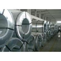 China PPGI HDG GI SECC DX51 ZINC Cold Rolled Galvanized Steel Coil / Strip Zinc Coating on sale