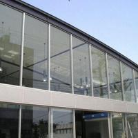 China 3 to 22mm Tempered Glass for Glass Balustrade and Escalator Side Panels wholesale