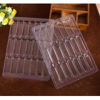 China PVC plastic Cosmetic packaging empty eye shadow palette tray making machine on sale