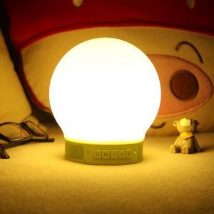 China Innovative Wireless Bluetooth Mini Speaker , Led Light Bulb Bluetooth Speaker Subwoofer wholesale