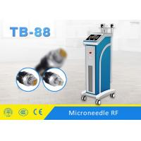 Quality RF Fractional Microneedle Machine For Stretch Mark  / Acne Scar Removal No Burn for sale