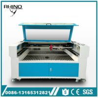 China Metal & Non Metal CO2 Laser Cutting Engraving Machine With 150W Laser Tube on sale