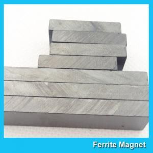 China High Power Ferrite Block Magnets Rectangle Industrial Ferrite Magnet wholesale