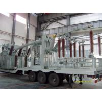 China 16kv Prefabricated Mobile Transformer Substation Electrical Power Substation wholesale