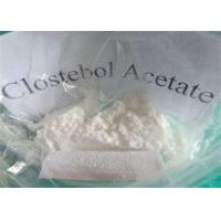 Quality Fat Loss and Muscle Gain Steroid Powder 4-Chlorotestosterone Acetate / Turinabol/Clostebol acetate for sale