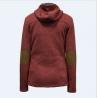 China High quality OEM winter plain dyed outdoor ladies female no hood jacket wholesale