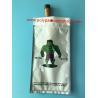China Reusable Customized Cigar Humidi-zipbag Travelling plastic cigar bag wholesale