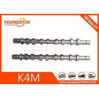 China Forging Steel Renault Camshaft K4M 8200100528 8200100527 With ISO 9001 Standard wholesale