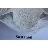Quality Natural Sustanon 250 / Testosterone Blend Raw Steroid Powders for Muscle Building for sale