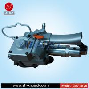 China CMV-19/25 pneumatic welding friction strapping machine wholesale