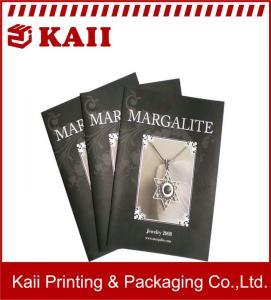 China 250g, 300g Full Color Catalogu Printing Art Paper Custom Magazine Printing /  Paper Booklet Printing wholesale