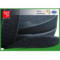 China Safety fire resistant hook and loop fastener tape for clothes , 38mm wide wholesale