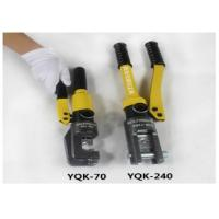 China Hexagonal Hydraulic Crimping Tool , Cable Crimping Tool Hydraulic For Copper Tube on sale