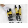 China Hexagonal Hydraulic Crimping Tool , Cable Crimping Tool Hydraulic For Copper Tube wholesale