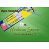 China Original Windows Server 2016 Standard R2 Oem Pack Coa Sticker Retail Key license wholesale