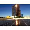 Buy cheap 18 Kg Monocrystalline B Grade Solar Panels 3.2 Millimeter Tempered Glass from wholesalers
