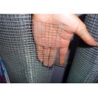 China ISO Welded Wire Mesh Stainless Steel / Galvanized / PVC Coating For Building wholesale