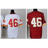 NFL Washington Redskins 46#Morris red Elite Jerseys