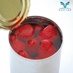 China Canned Strawberry wholesale