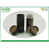 China 100% Recycled Aper Cylinder Containers , T - Shirt Cylinder Tube Packaging on sale