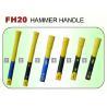 China F20 stoning hammer fiberglass handles sledge hammer fiberglass handle wholesale