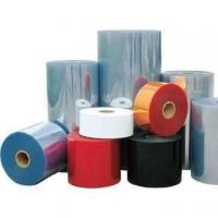 China Anti Static PVC Plastic Sheet Roll Non - Toxic For Packaging Pills on sale