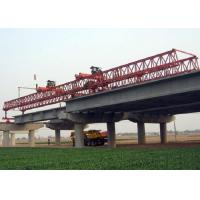 China JQG400t-40m Beam Launcher Gantry crane for bridge and highway wholesale