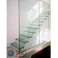 China clear tempered glass railing/balustrade/fence 8mm 10mm 12mm 15mm 19mm wholesale