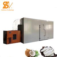 China Commercial  Hot Air  Fruit Blower Mesh Belt Vegetable  Drying Machine Meat Seafood Dryer on sale