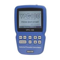 China VPC 100 Vehicle Pin Code Calculator Auto Key Programmer Fit For Multi Brand Cars wholesale