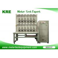 12 Position Electric Meter Test Bench , Standard Deviation Energy Meter Testing Equipment
