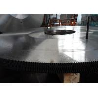 China Perfectly balanced levelled and tensioned alloy tool steel hot cut circular saw blade wholesale
