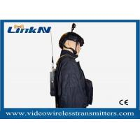 Buy cheap Military Backpack Portable COFDM Transmitter Two Way Voice Intercome 256 - bit from wholesalers