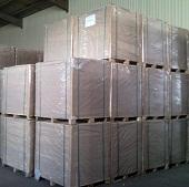 China 250-450gsm white cardboard wholesale