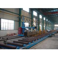 China Steel Structure Manufacturing Equipment Box Beam Production Line wholesale
