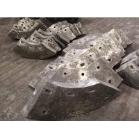 China Custom Design Alloy Steel Wear Plate , Sand Casting Products Free Sample wholesale