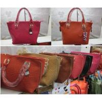 China fashion new style genuine leather handbags for ladies wholesale