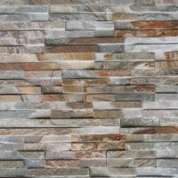 China Oyster Grooved Face Slate Stone Panel,Outdoor Oyster Stone Veneer,Indoor Oyster Stone Cladding wholesale