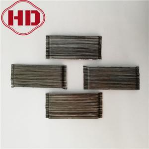 China Glued Steel Fibers for Fiber-Reinforced Concrete wholesale