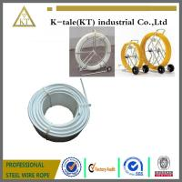 China top quality lifting 3mm pvc coated steel wire rope cheap stianless steel wire wholesale