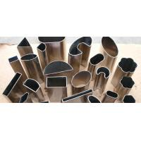 China round/square/rectangular/oval profile stainless steel tubes wholesale
