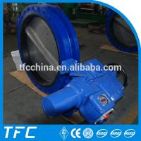 China electric butterfly valve wenzhou wholesale