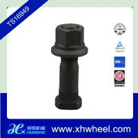 China M22 x 1 . 5 Grade 10.9 Colored Truck Wheel Nuts , 98mm Length Bolt wholesale