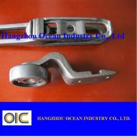 China Drop Forged Chain And Trolley, type F100x16 , F100x17 , F160x24 wholesale