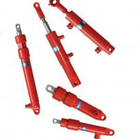China Harvester Agricultural Hydraulic Cylinders Double Acting Combine wholesale